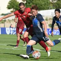 Portugal tops Japan in Toulon Tournament