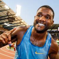 American athletes using Prefontaine Classic to prepare for Olympic Trials
