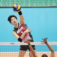 Japan begins final Rio qualifier with win over Peru