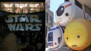[VIDEO] 'Star Wars' Day in Japan, May 4, 2016