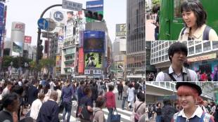 [VIDEO] 18-year olds in Shibuya give their thoughts on the Constitution