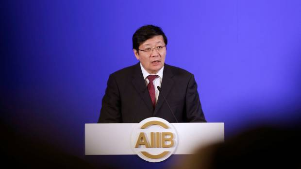 China's finance minister sees Brexit heightening uncertainty, but wider effects to be long-term