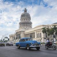Japan's trading houses trying to beat U.S. to Cuba