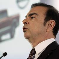 Nissan CEO Ghosn's pay tops ¥1 billion for second year