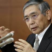 Kuroda should drop two-year inflation target: former BOJ director
