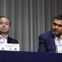 SoftBank heir apparent Arora to resign over succession timeline