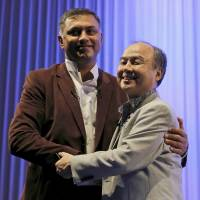 SoftBank's Son to remain at helm for five to 10 years