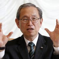Toshiba's President Tsunakawa warns of long road to recovery