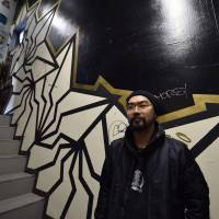 Street artists in Japan try to wipe out conservative views toward graffiti