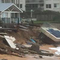 Australian storm disrupts everything from internet to shipping