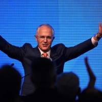 In wake of Brexit shock, Australian leader Turnbull urges stability vote in July's national poll