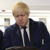 Brexit Boris: Anti-EU campaigner Johnson has opposed Brussels since his years as a correspondent there