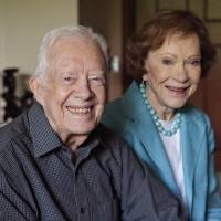 Jimmy, Rosalynn Carter 'even closer together' as 70th anniversary nears