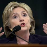 Clinton didn't deny Benghazi security, Democrats on 'partisan' probe panel say; more emails turn up