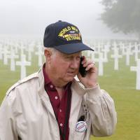 Aging vets, kin visit Normandy to remember D-Day landings 72 years ago