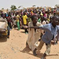 Food, safety elude Nigerians who fled Boko Haram attack