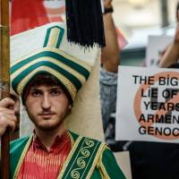 Ankara angered after German lawmakers call killing of Armenians by Ottoman Turks 100 years ago genocide