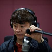 Good morning, North Korea! Defector preaches dangers of cult worship over the radio