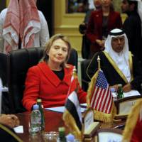 Mideast showed Hillary Clinton the limit of U.S. power