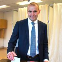 Political novice elected Iceland president amid football fever