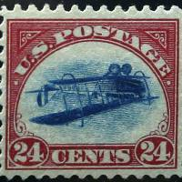 Rare U.S. 'Inverted Jenny' stamp stolen in 1955 is found six decades later