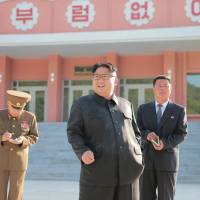 North Korean anti-smoking push undermined by Kim's apparent return to puffing