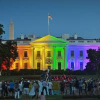 Year since U.S. Supreme Court ruling, 123,000 same-sex pairs wed: Gallup