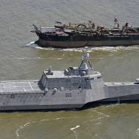 U.S. Navy's new warships to trade some speed for firepower, armor
