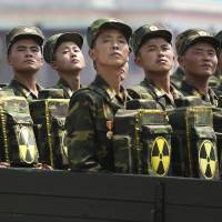 North Korea: We won't abandon nukes with U.S. gun to our head
