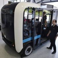 Need a ride? Your local 3-D printer can build this minibus
