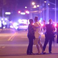 Police say about 20 people killed, over 40 injured in Florida gay club mass shooting; gunman dead