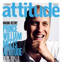 Prince William to adorn July cover of gay magazine Attitude in slap at homophobic bullying