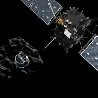 Europe regains contact with comet orbiter Rosetta after 'dramatic' silence