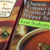FDA drafts guidelines to lower salt levels in restaurant, packaged food