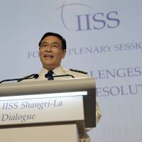 Disputed shoal may become military line in sand on South China Sea