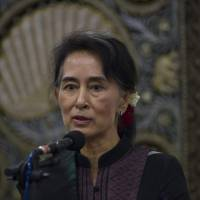In reversal of fortunes, Myanmar's Suu Kyi courts Thai junta