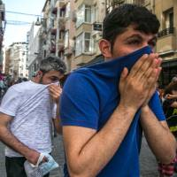 Istanbul riot cops break up Trans Pride event