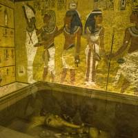 Tutankhamun dagger likely made from meteoric iron: study