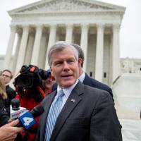 U.S. top court overturns ex-Virginia governor's bribe conviction
