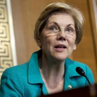 Warren blasts Trump as 'thin-skinned fraud' and spares no mercy for top Republicans
