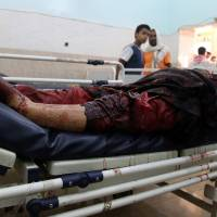45 killed in Houthi-besieged city of Taiz