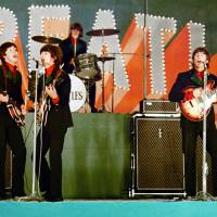 Yesterday: When the 'Beatles typhoon' hit Japan