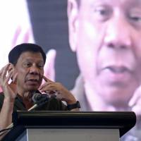 Duterte asks Washington on South China Sea feud with Beijing: 'Are you with us?'