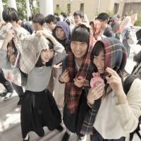 Students visit Tokyo mosque to get unbiased glimpse of Islam