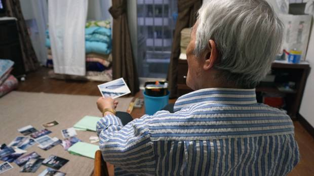 Japan census report shows surge in elderly population, many living alone