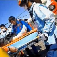 Aichi hospital partners with IT firm in first for air ambulance training