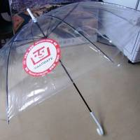Hundreds of Hakodate-supplied umbrellas end up as permanent souvenirs