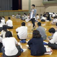 LGBT support grows among Japan schools