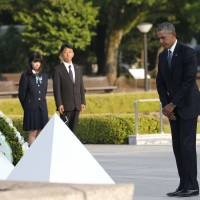 Obama's Hiroshima visit the culmination of delicate diplomatic dance