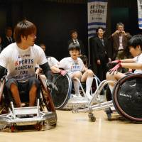 Ahead of Olympics, Japan to get disabled kids more involved in sports